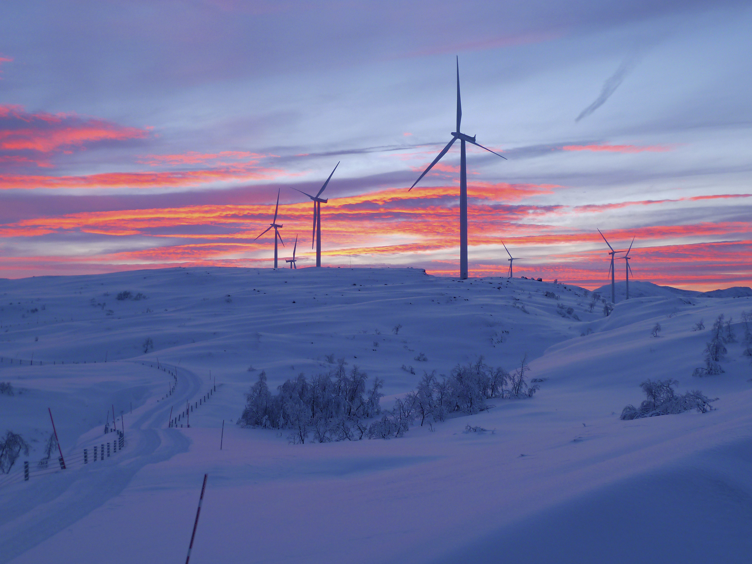 wind power facts and advantages about wind power fortum