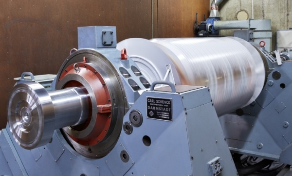 Turbine and generator services Sweden balancing