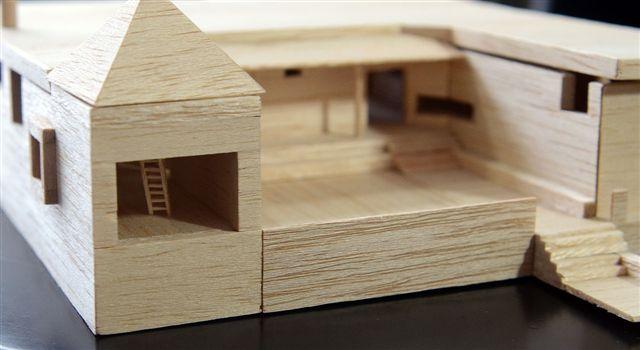 Culture sauna miniature