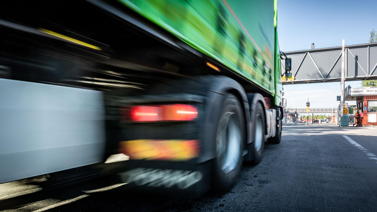 safe handling and logistics