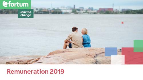 Remuneration cover 2019