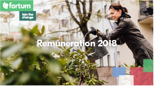 Remuneration cover 2018