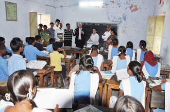 Solar panels enable uninterrupted supply of environmentally friendly energy