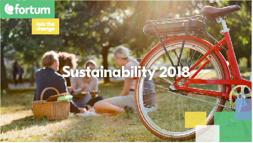 Sustainability cover 2018