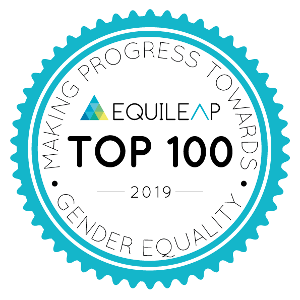 2019 Equileap Gender Equality Top 100