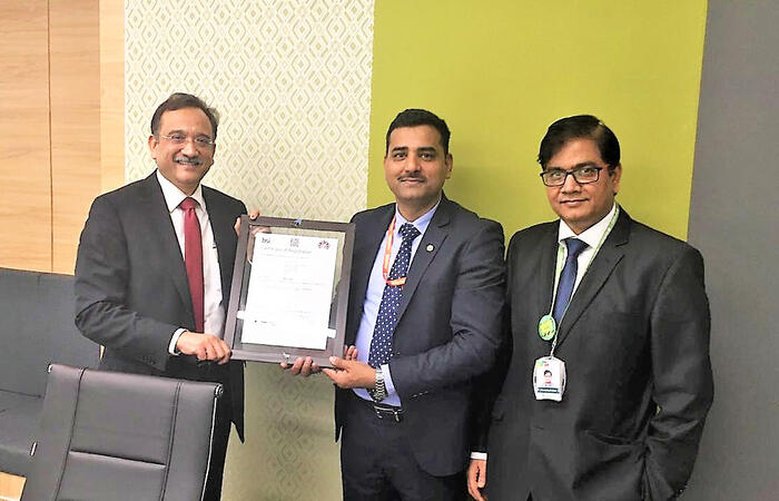 Fortum eNext was the first business within Fortum India Pvt. Ltd. to be certified according to ISO 9001.
