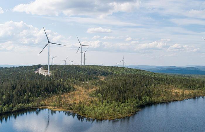 Solberg wind park