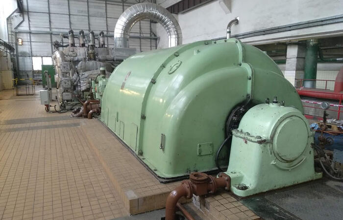Fortum eNext does a full revision of a steam turbine generator for a customer in the Czech Republic.